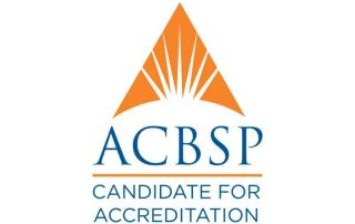 acbsp candidate for accreditation logo